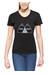 POLER Venn t-shirt zwart